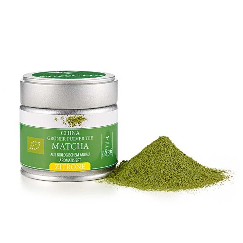Matcha Lemon Thee