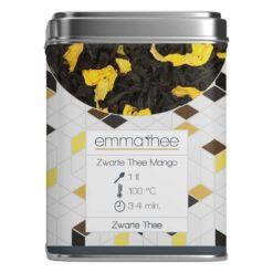 Theeblik Zwarte Thee Mango