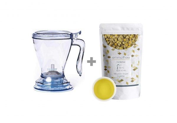 BrewT Tea Maker Kamillethee met 100 gram