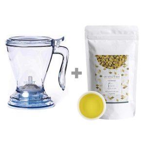 Kamillethee Bundel met Brewt Tea Maker