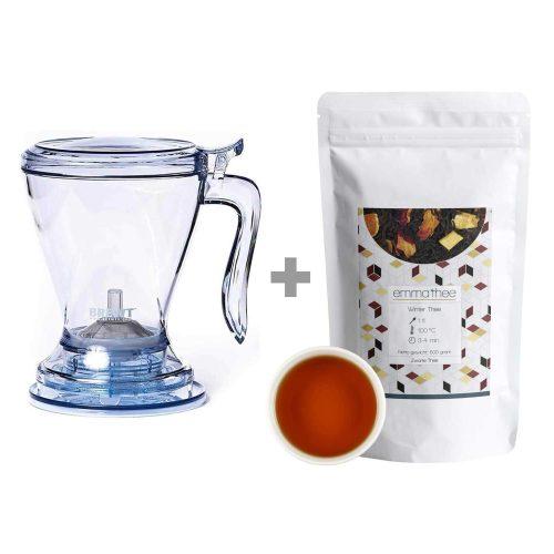 BrewT Tea Maker met Winter Thee 500 gram