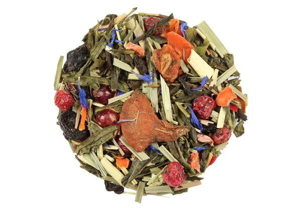 Groene thee Wortel
