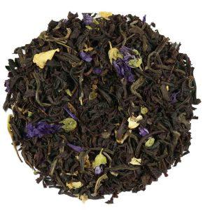 Zwarte thee Jasmijn