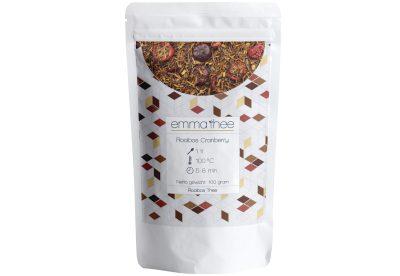 Zip-zakje Rooibos Cranberry | 100 gram